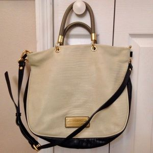 """Marc Jacobs 'Too Hot To Handle"""" Leather Hobo"""